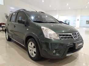 Nissan Livina 1.6 X-GEAR 16V 4P MANUAL