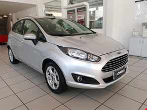 Ford Fiesta 1.6 SEL HATCH 16V 4P MANUAL